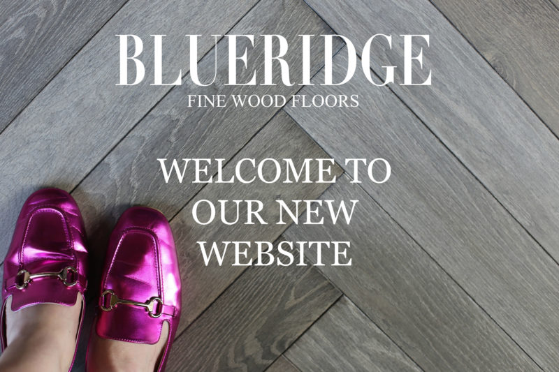 New Blueridge Flooring Website is live!