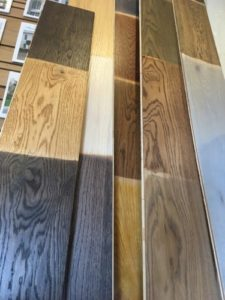 Blueridge Bespoke Hardwood Finishes