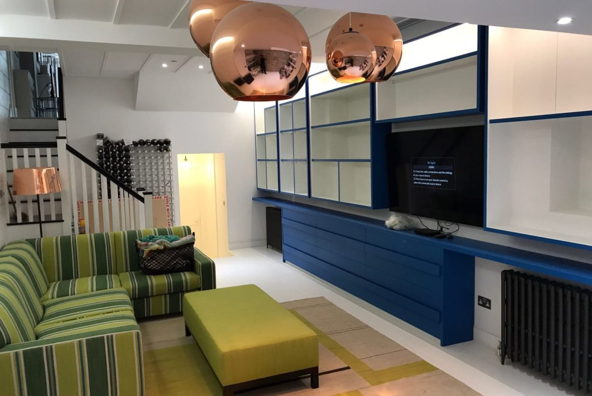 Bespoke Joinery, Fulham – The Final Chapter