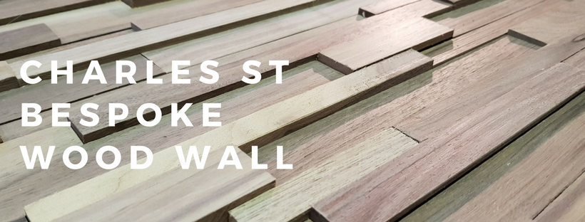 Bespoke Wood Wall – Charles St, Mayfair