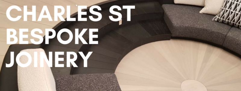 Bespoke Joinery – Charles St, Mayfair